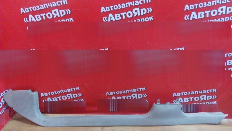 Накладка пластиковая в салон Ford Mondeo Iii 2004 правая на порог