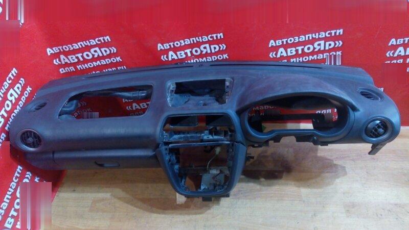 Торпеда Subaru Impreza GG3 EJ15 2003 нет часов,нет центр консоли с подстаканчиками
