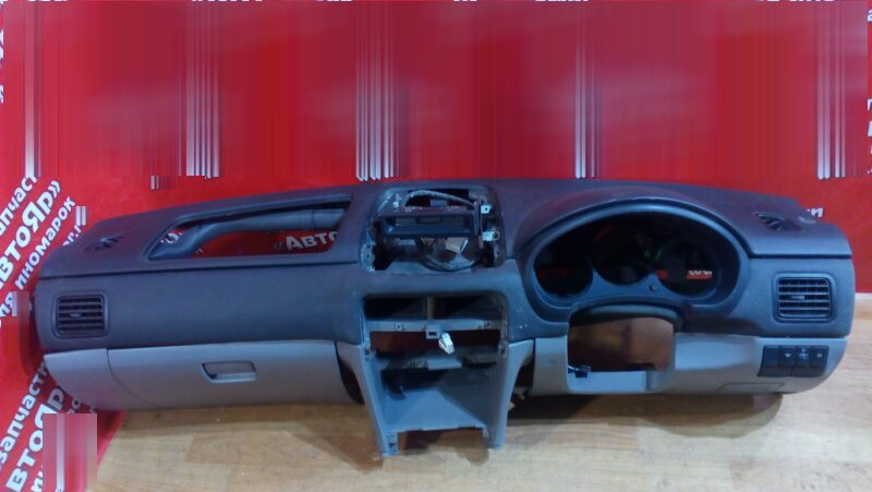 Торпеда Subaru Forester SG5 EJ20T 2002 передняя