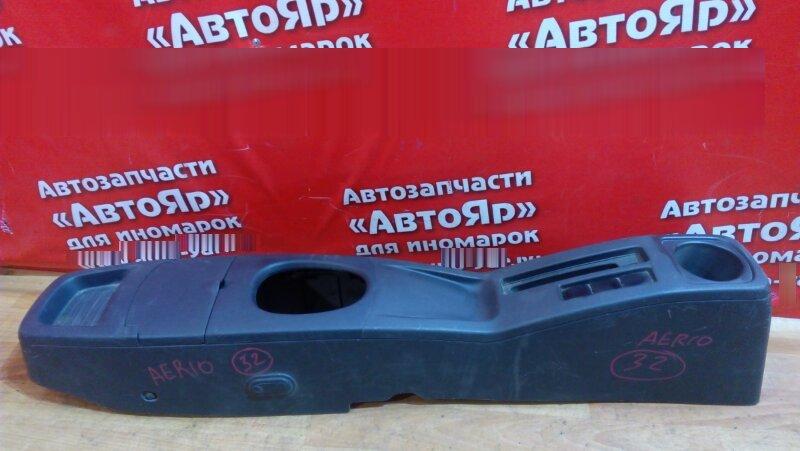 Консоль между сидений Suzuki Aerio RA21S 2002