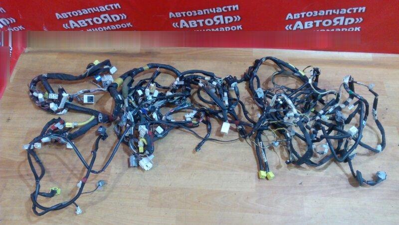 Провода прочие Toyota Opa ZCT10 1ZZ-FE 2000 Коса салонная 2500 руб, коса под торпеду 1000 руб.