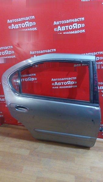 Дверь боковая Nissan Cefiro A33 2000 задняя правая стеклоподъемник, замок, форточка