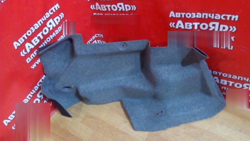 Обшивка багажника Bmw 320I E46 M52 правая