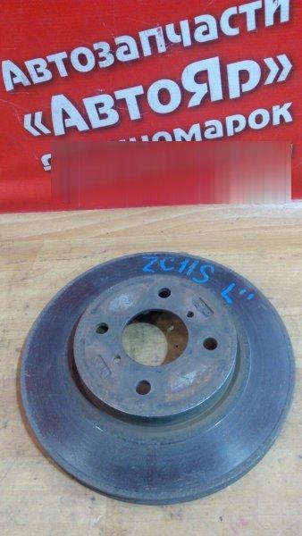 Диск тормозной Suzuki Swift ZC11S M13A передний 4шп 250 mm