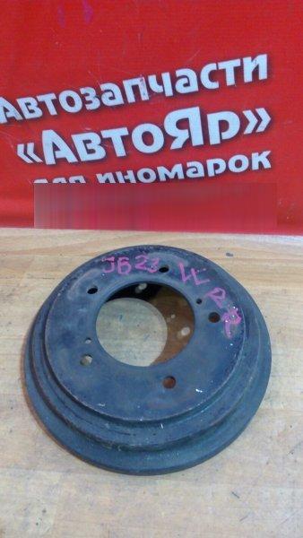 Тормозной барабан Suzuki Jimny JB23W K6A задний левый