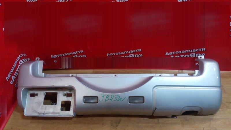 Бампер Suzuki Jimny JB23W K6A 2002 задний задний, с фон.заднего хода №36250-74F0