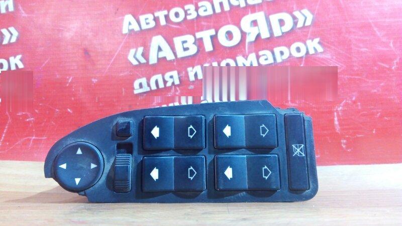 Блок управления стеклоподъемниками Bmw 528I E39 M52 передний правый