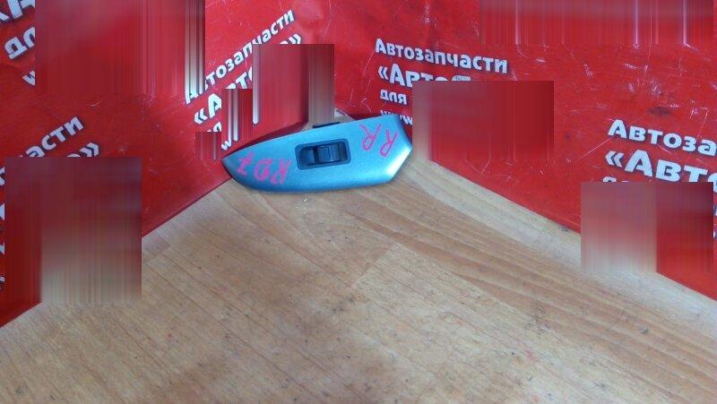 Кнопка стеклоподъемника Honda Cr-V RD7 K24A 2004 задняя правая