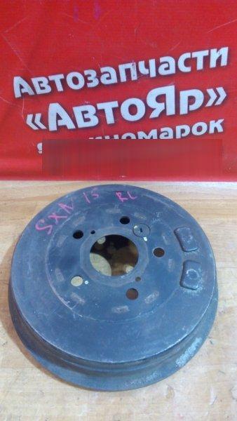 Тормозной барабан Toyota Nadia SXN15 3S-FE задний