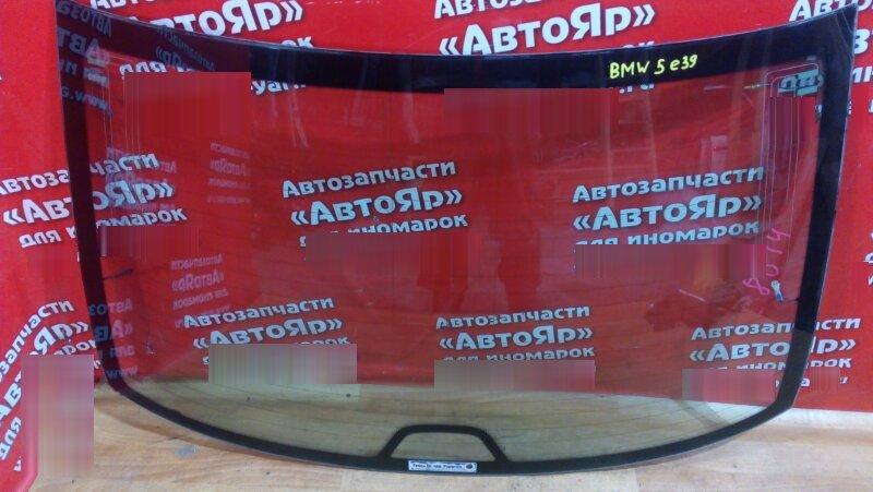 Заднее стекло Bmw 528I E39 M52 2000 заднее, контрактное