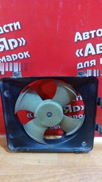Диффузор радиатора Honda Hr-V GH4 D16A 2002 кондиционера