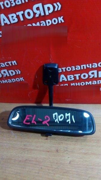Зеркало салонное Honda Orthia EL2 B20B 1997 черное