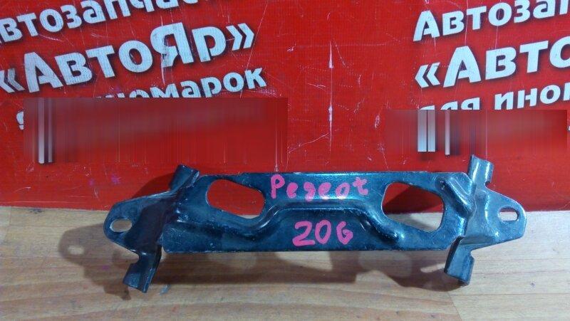 Крепление аккумулятора Peugeot 206 NFU 2004