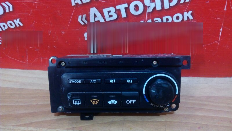 Блок управления климат-контролем Honda Avancier TA1 F23A 2000