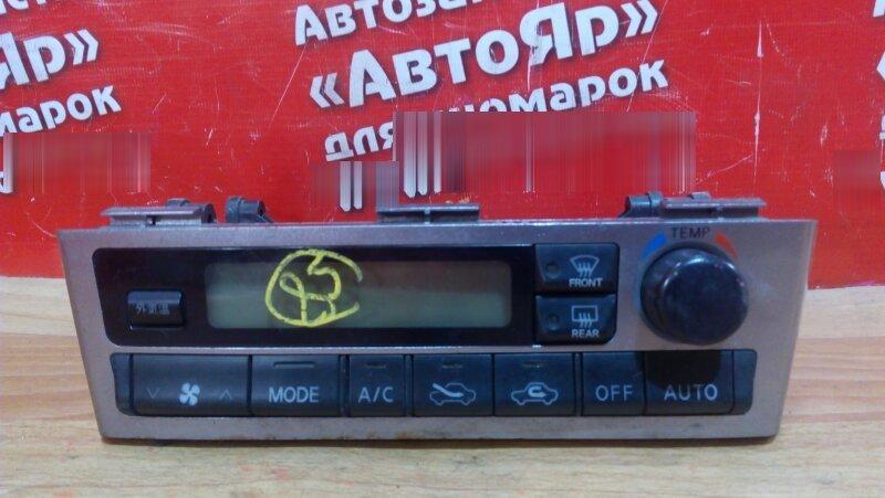 Блок управления климат-контролем Nissan Avenir PW11 QR20DE 2000
