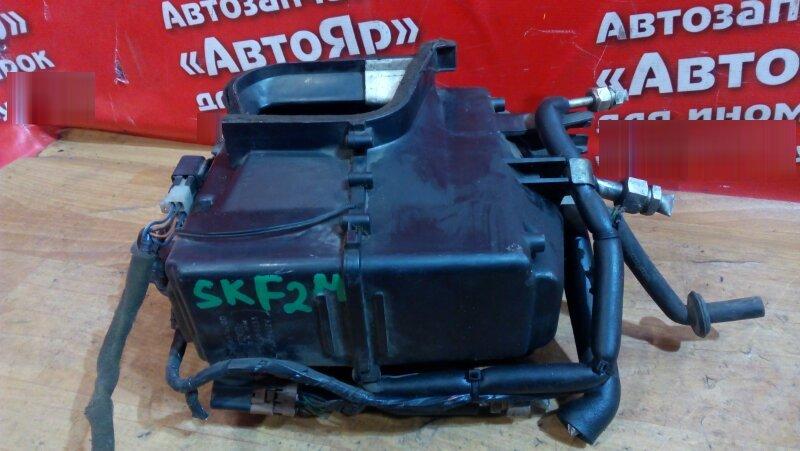Корпус вентилятора отопителя Mazda Bongo SKF2M корпус испарителя + испаритель