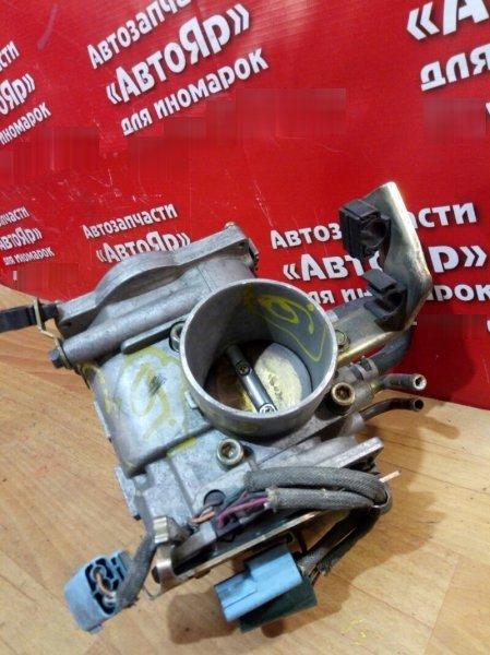 Заслонка дроссельная Nissan Cefiro PA33 VQ25DD В СБОРЕ электро