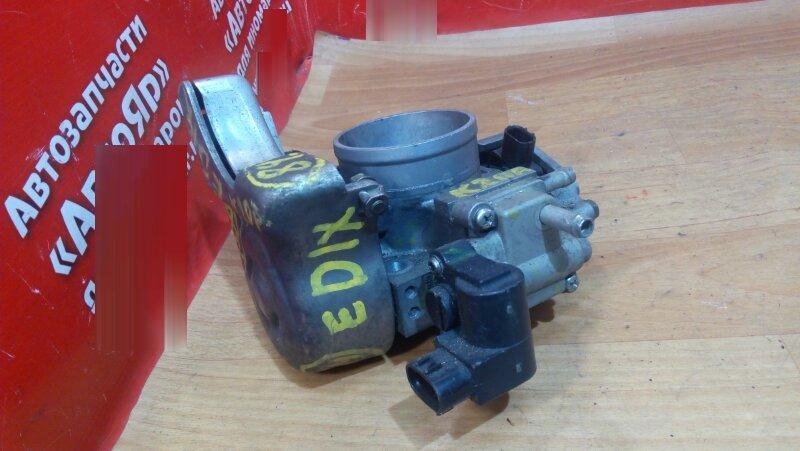 Заслонка дроссельная Honda Edix BE3 K20A 2005 электро