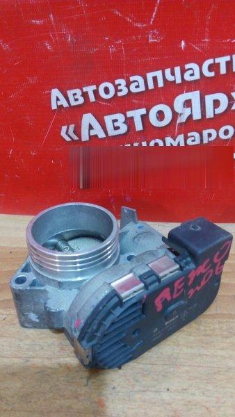 Заслонка дроссельная Peugeot 206 NFU 2004 Электро 0 280 750 085
