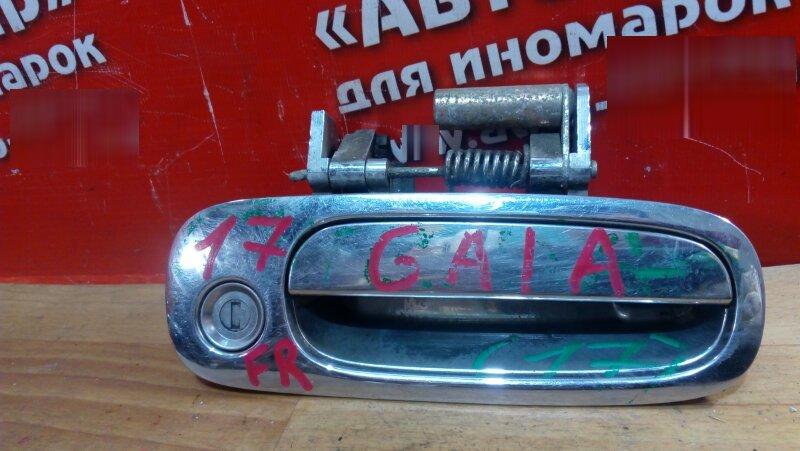 Ручка двери Toyota Gaia SXM10 3S-FE 2000 передняя правая