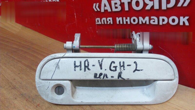 Ручка двери Honda Hr-V GH2 D16A передняя правая