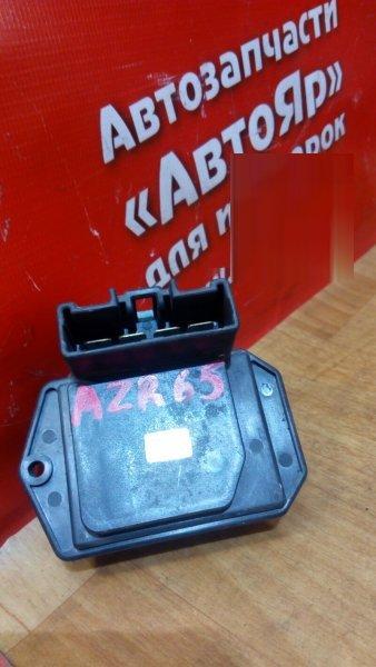 Реостат печки Toyota Noah AZR65G 1AZ-FSE 499300-2041