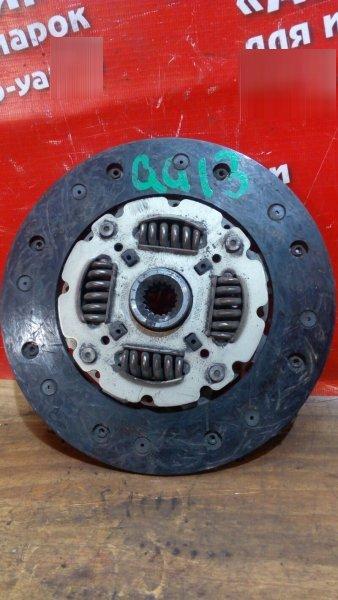 Диск сцепления Nissan Ad VY11 QG13DE МКПП