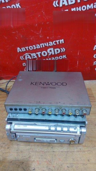 Магнитола Subaru Forester SG5 EJ20 KENWOOD, HDX-700, с TV Tuner