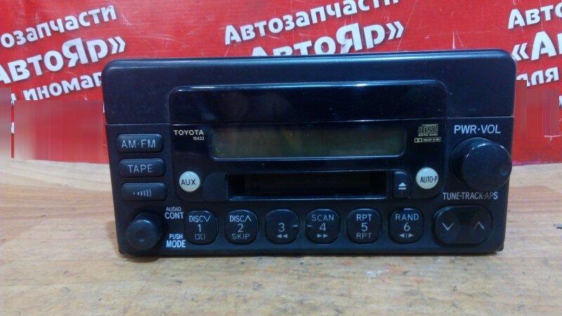 Магнитола Toyota Ipsum ACM26W 2AZ-FE 86120-26110