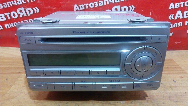 Магнитола Toyota Rav4 ACA31W 2AZ-FE 08600-00G90