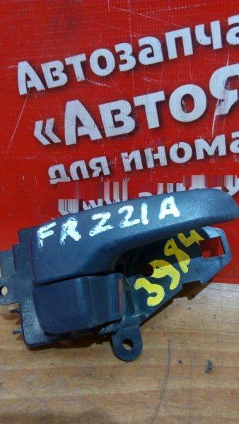 Ручка двери внутренняя Mitsubishi Colt Z21A 4A90 передняя правая передняя правая