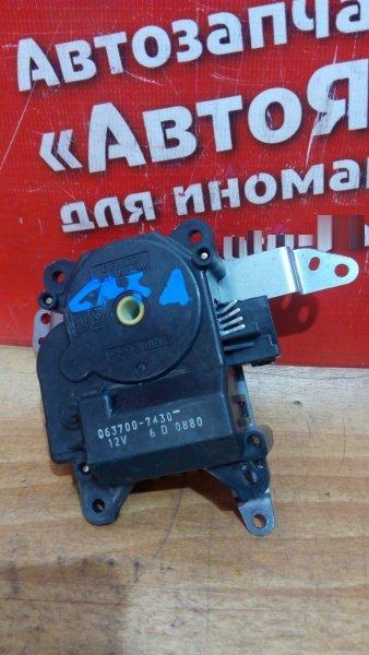 Привод заслонок отопителя Toyota Gaia ACM10G 1AZ-FSE 2002 063700-7430 дефект фишки