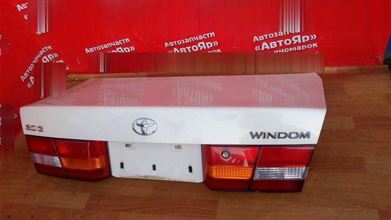 Крышка багажника Toyota Windom MCV20 1MZ-FE 1996