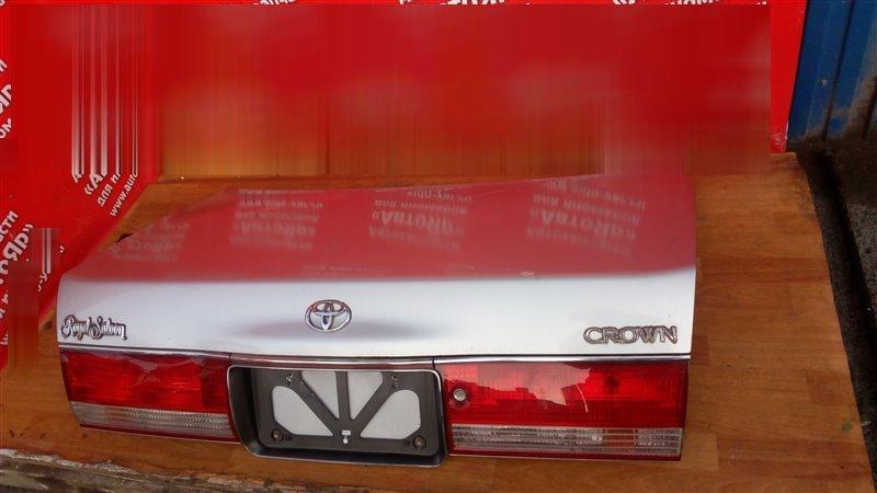 Крышка багажника Toyota Crown JZS155 2JZ-GE 1998 2я модель. хорошее состояние.