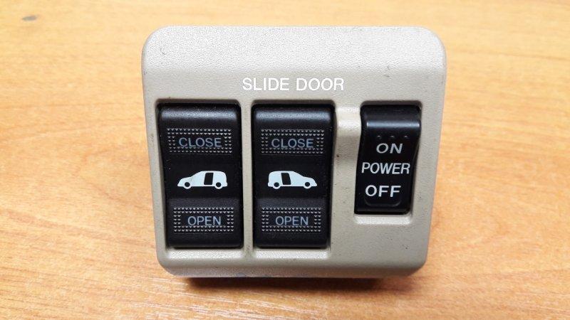 Блок управления дверьми Mazda Mpv LW3W L3-DE 2004