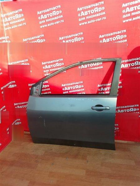 Дверь боковая Nissan Wingroad Y12 HR15DE 12.2005 передняя левая цена за голую, в сборе без петель 2800р.