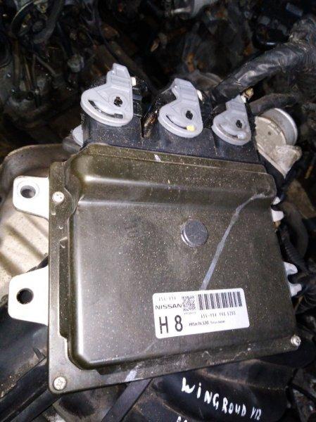 Блок управления efi Nissan Wingroad Y12 HR15DE 12.2005 A56-Y94 Y46 5Z05