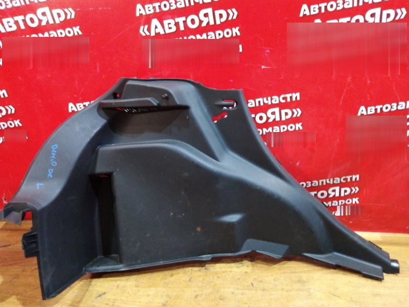 Обшивка багажника Mazda Demio DE3FS ZJ-VE 2008 задняя левая