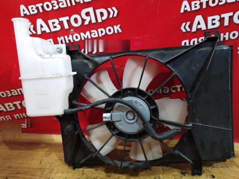 Диффузор радиатора Mazda Demio DE3FS ZJ-VE 2008
