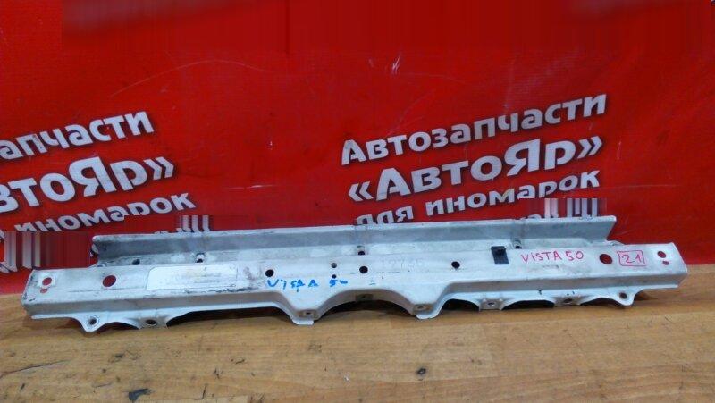 Рамка радиатора Toyota Vista SV50 3S-FSE 2001 планка верхняя