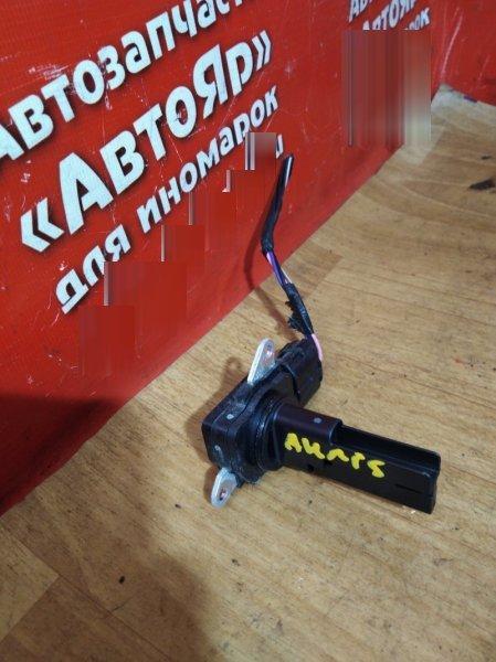 Расходомер воздушный Toyota Auris NZE151 1NZ-FE 2008 22204-31020