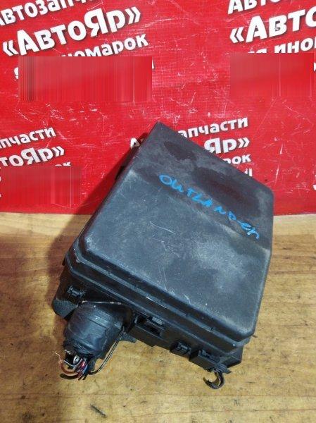 Блок предохранителей Mitsubishi Outlander Xl CW5W 4B12 2006