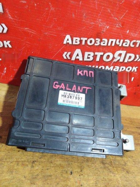 Блок переключения кпп Mitsubishi Galant EA1A 4G93 1997 MR367997