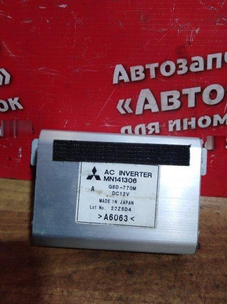 Инвертор Mitsubishi Outlander Xl CW5W 4B12 2006 MN141306