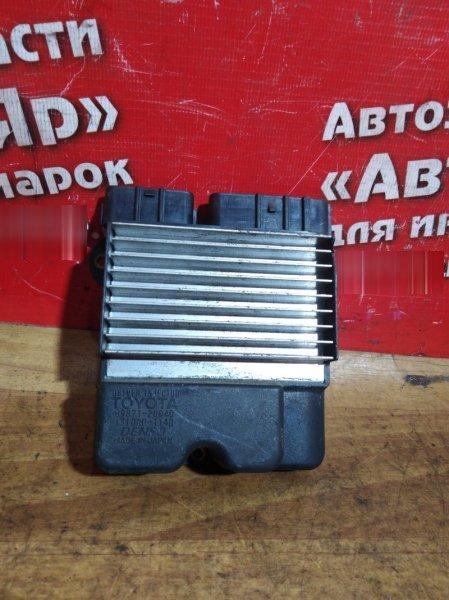 Блок управления форсунками Toyota Caldina AZT241W 1AZ-FSE 2002 89871-20040