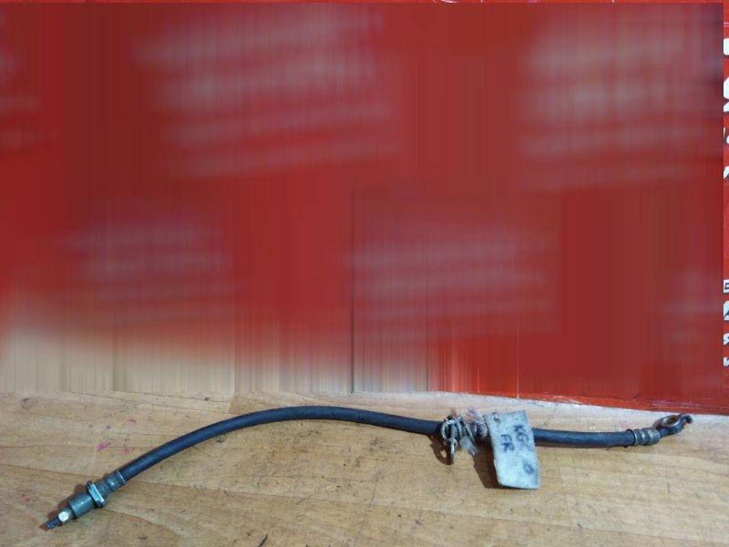Шланг тормозной Toyota Passo KGC10 1KR-FE передний правый передний правый