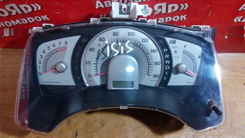 Комбинация приборов Toyota Isis ANM15G 1AZ-FSE 2006 83800-44B10 B