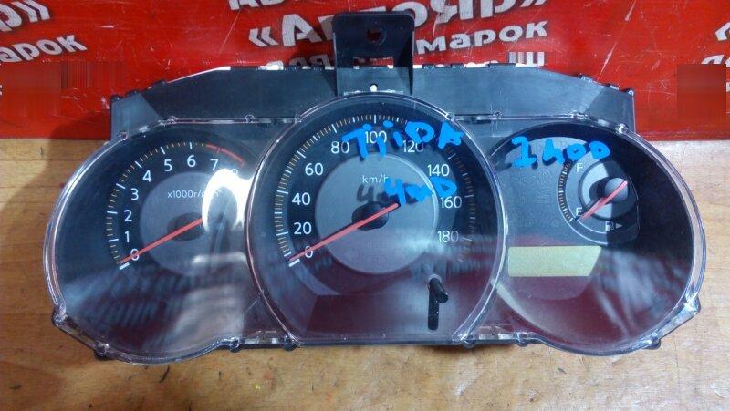 Комбинация приборов Nissan Tiida Latio SNC11 HR15DE 2005 N ED012/KBWH