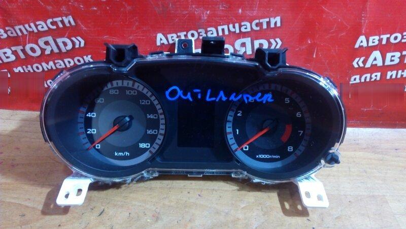 Комбинация приборов Mitsubishi Outlander Xl CW5W 4B12 2007 8100A112