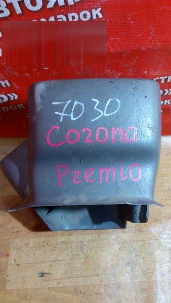 Кожух рулевой колонки Toyota Corona Premio ST210 3S-FE черный